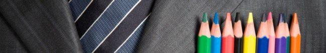 Afbeelding kleurpotloden stropdas conversie