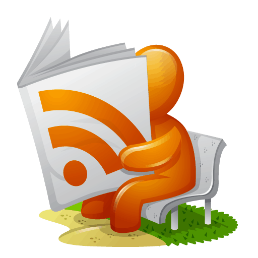 Social Media RSS afbeelding