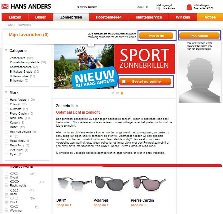 product pagina