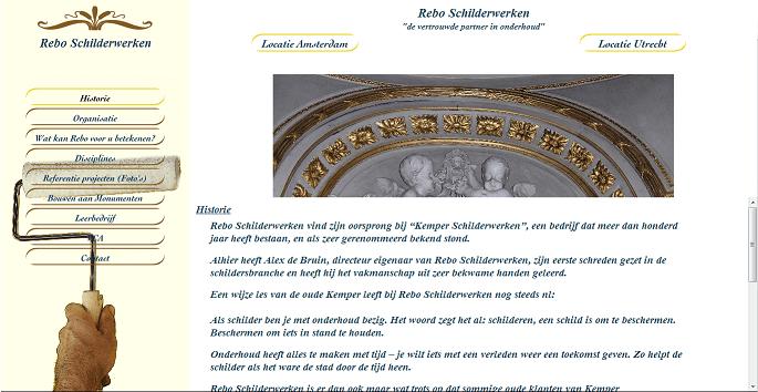 Schilder website review