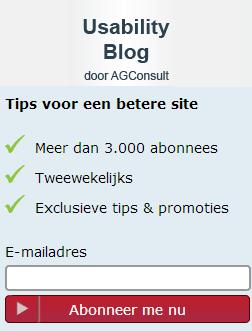 Usabilityblog