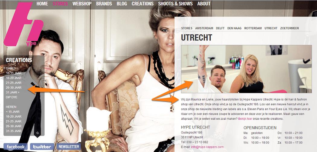 Toffewebsite