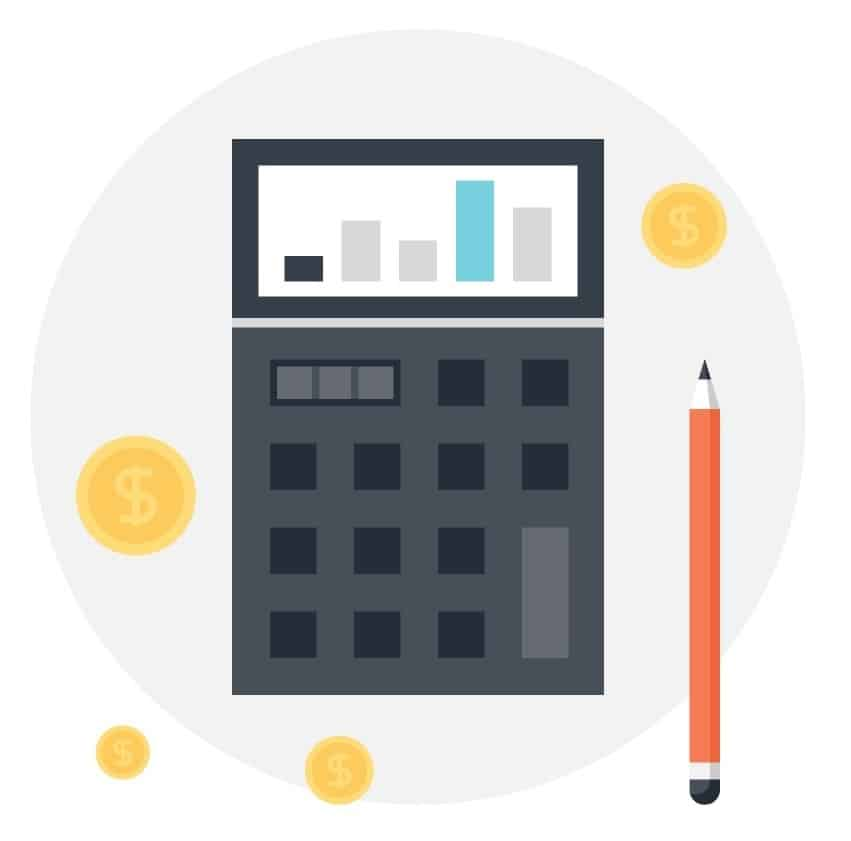 De kosten van een website