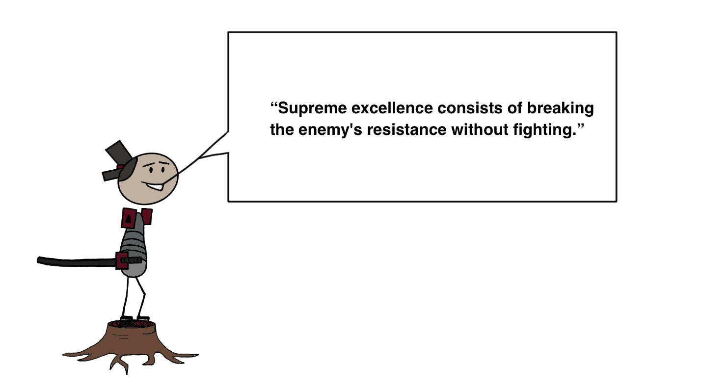 Sun Tzu13