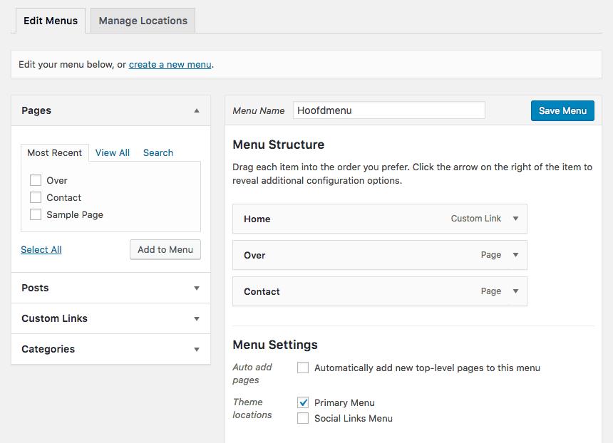 menus__hallo_-_wordpress