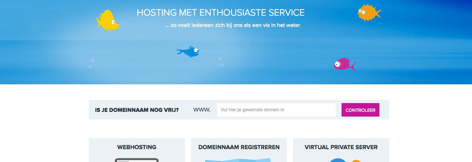 Webhosting  Domeinnaam registratie en VPS   SoHosted