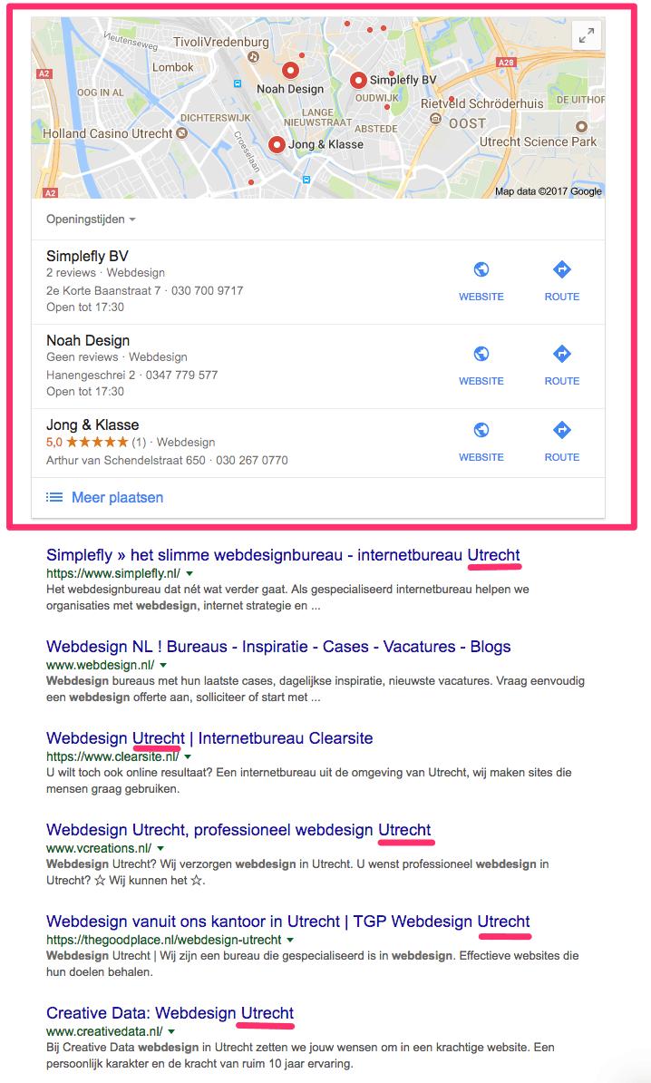 webdesign   Google zoeken