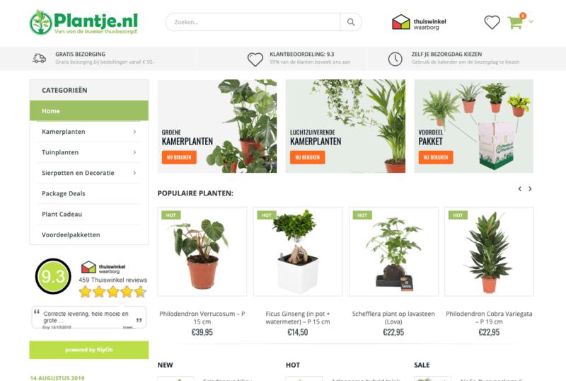Plantje nl